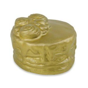 ORB Soft'n Slo Squishies Gold Layer Cake